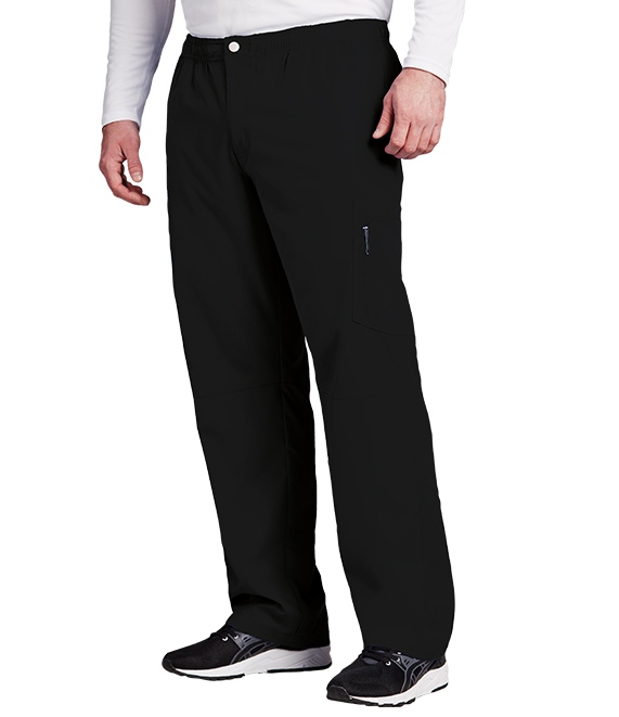 7PKT CARGO ZIP FLY BUTTON PANT product photo
