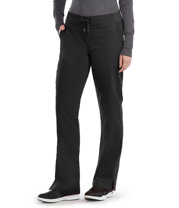6 PKT TIE FRONT PANT product photo