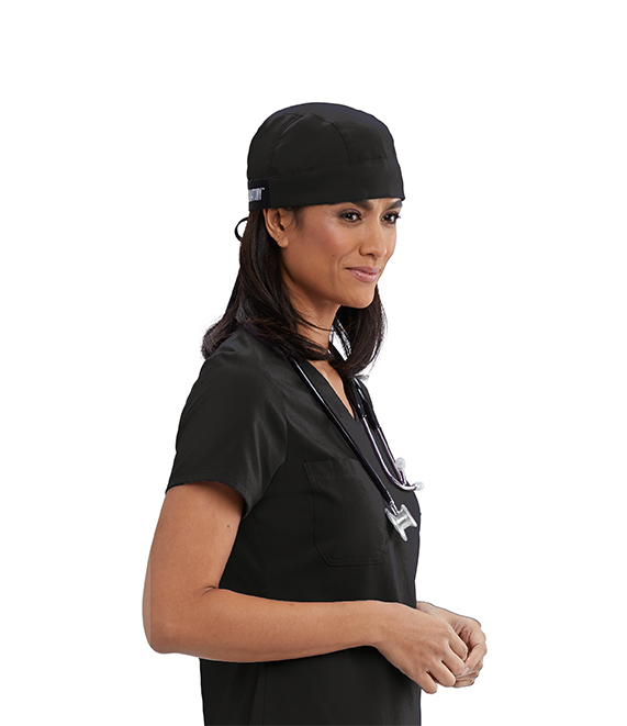 FITTED CAP PLSH ELASTIC SIDE product photo