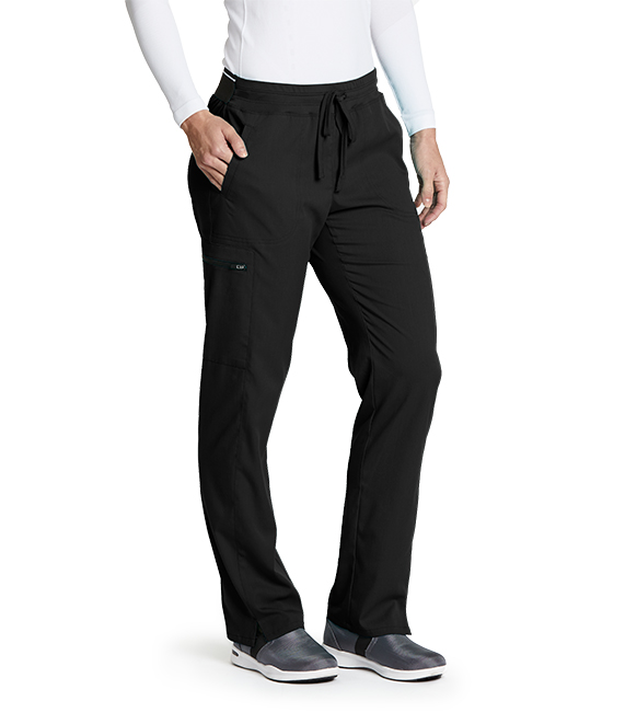 3PKT BK LOGOELASTIC CARGO PANT product photo