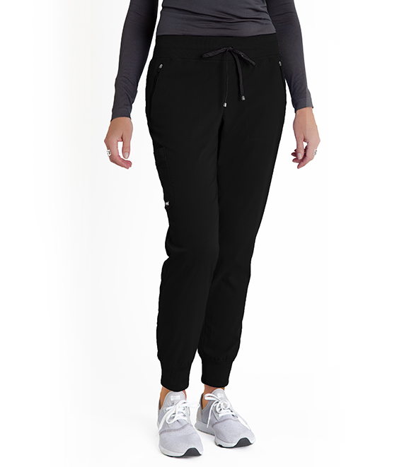 5PKT SOFT RIB WAIST JOGGER product photo